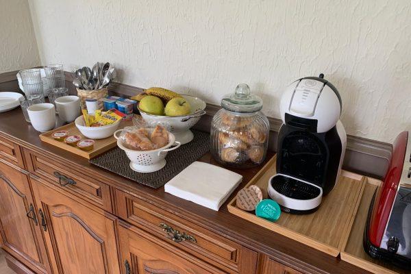 Desayuno Continental vert