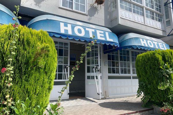 EXTERIOR HOTEL Vert
